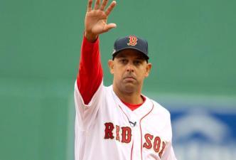 Cora decide no asistir con los Red Sox a la Casa Blanca