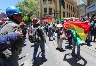 Sin consenso auditoria de la OEA a los comicios de Bolivia