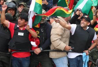 Surgen nuevos actores en el escenario político de Bolivia