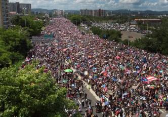 EN VIVO | Gobierno en jaque: pueblo en paro