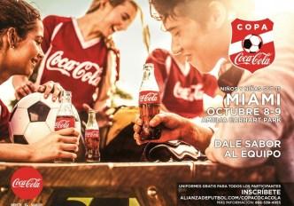 La Copa Coca-Cola® regresa a Miami