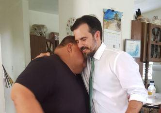 Gobernador pide perdón a Wilfredo por burlarse de su peso