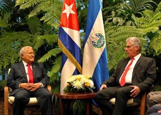 Cuba y El Salvador impulsan sus relaciones comerciales con un nuevo convenio