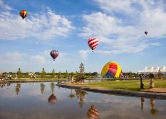 Culmina festival de globos de Rhode Island tras 40 años