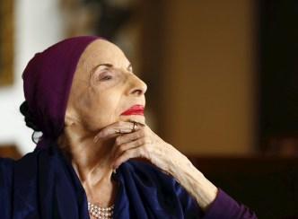 Muere Alicia Alonso, la primera bailarina de Cuba
