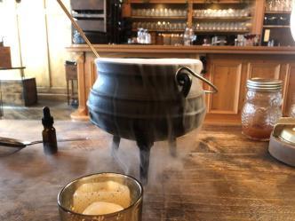 Bebida de moda en NY: las pociones al estilo de Harry Potter