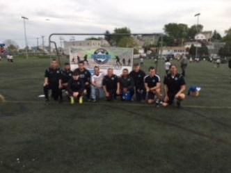 Club de fútbol para jóvenes hispanos en Revere