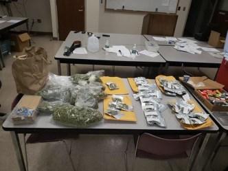 Incautan $18,000 en drogas en Salem