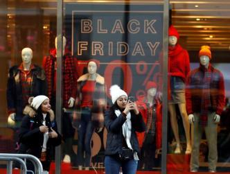 Fiebre de Black Friday: nuevo récord en compras online