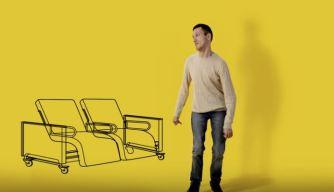 IKEA usa impresión 3D para personas con discapacidades