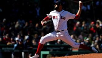 Los Red Sox vencen a Los Rays en partido inaugural