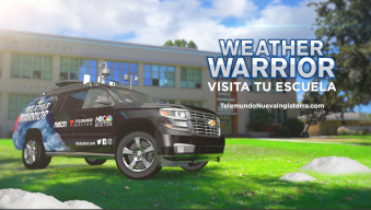 Solicita una visita del Weather Warrior a tu escuela