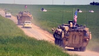 EEUU comienza la retirada de sus tropas de Siria