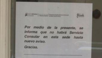"""""""El régimen de Maduro desmanteló la red consular en EEUU"""""""