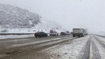 Cómo conducir en condiciones invernales