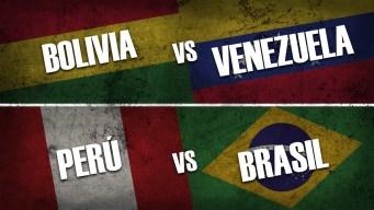 Copa América: los resultados de los partidos del sábado