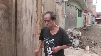 Heridas del terremoto de 2017: México