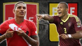 ¡Alta tensión! El desfile de goleadores que veremos en el Venezuela vs Perú