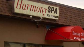 13 acusadas de prostitución en Spa de Rhode Island
