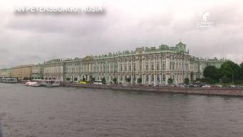 San Petersburgo, ciudad con paisajes de ensueño, dará al primer finalista