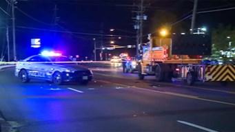 Un muerto y un herido tras ser atropellados por conductor que se dio a la fuga en Maryland