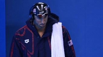 Michael Phelps deja programa antidopaje y avanza al retiro