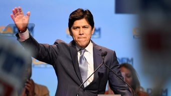 Kevin de León avanza a la elección general