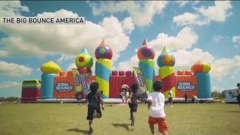 Abre sus puertas parque inflable gigante en Revere