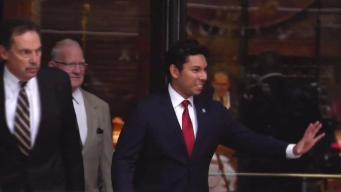 Alcalde de Fall River regresa a sus labores tras acusaciones