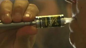 Alerta por enfermedad pulmonar asociada a cigarrillos electrónicos