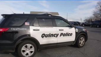 Alerta por serie de robos en Quincy