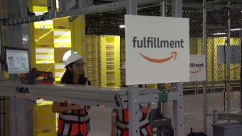 Amazon realiza feria de empleo en Connecticut