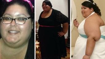 Joven hispana pierde 250 libras y ahora motiva a otros