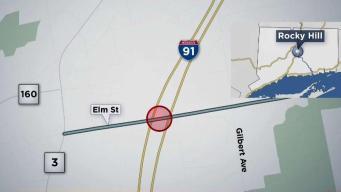 Anuncian cierre de I-91 por construcción