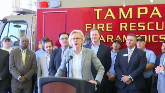 Aprueban presupuesto que ayudaría a residentes de Tampa