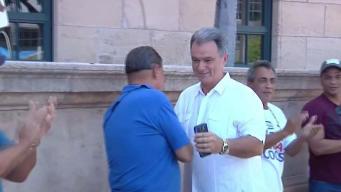Aprueban resolución de residencia para Ramón Saúl Sánchez