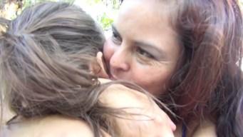 Madre salvadoreña luchó 2 años para recuperar a su hija