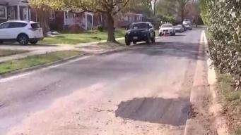Arreglan concurrida calle en Montgomery tras reporte de T44