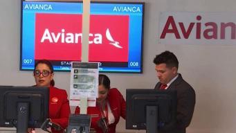 Avianca suspende venta de pasajes a Cuba