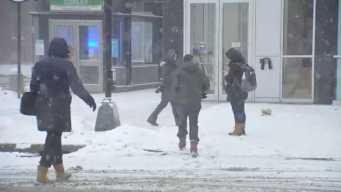 Cuarta tormenta de marzo podría traer más de un pie de nieve