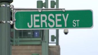 Señalización de Jersey St. reemplaza a Yawkey Way