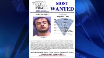 """Hispano en la lista de los """"más buscados"""" en Massachusetts"""