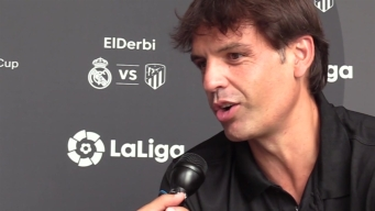 Fernando Morientes destaca el crecimiento de La Liga