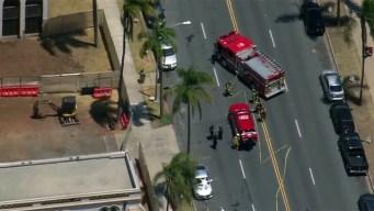 Fuga de gas cerca del Parque Balboa causa evacuaciones