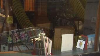 Biblioteca de Lowell sufre graves daños