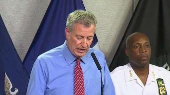 """Bill de Blasio declara """"estado de emergencia"""" en NYC"""