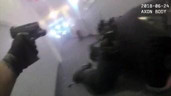 SDPD da a conocer imágenes de balacera con policías