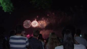 Boston celebra el 4 de julio en grande