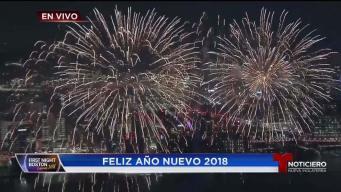 Revive la celebración de First Night Boston 2018