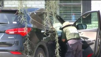 Buscan a sospechosos de disparar a conductor en Manatee